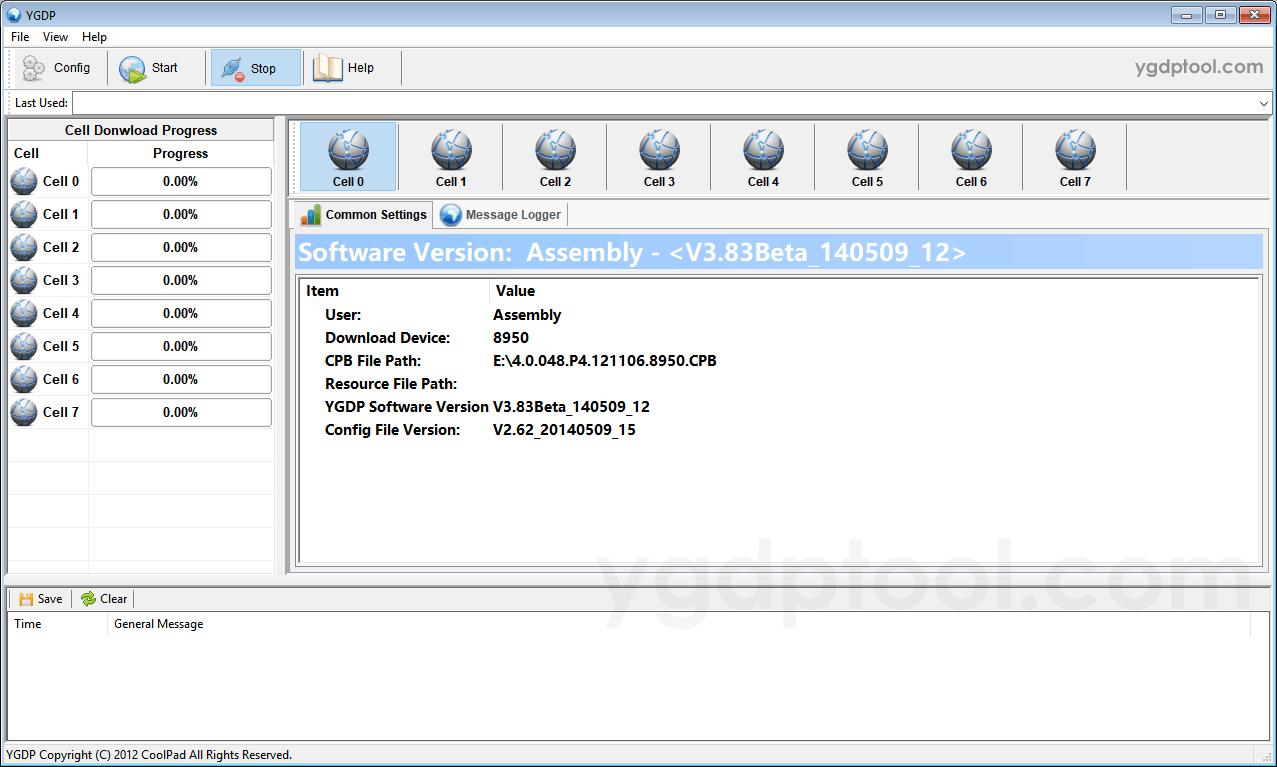 YGDP Tool V3.83