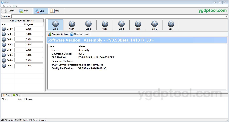 YGDP Tool V3.93