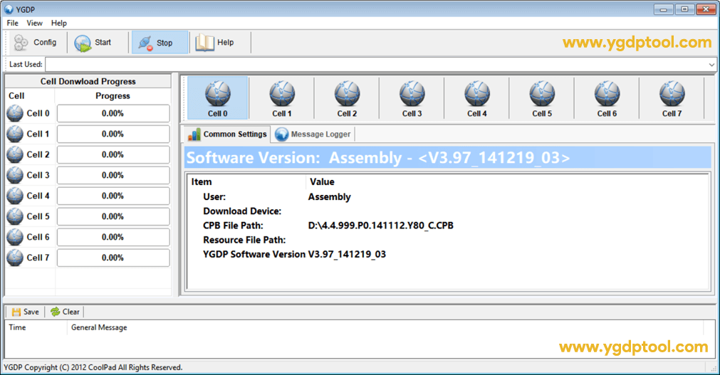 Download YGDP Tool V3 97 - Official Website