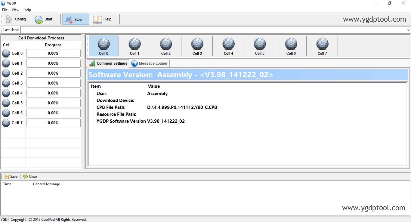YGDP Tool V3.98