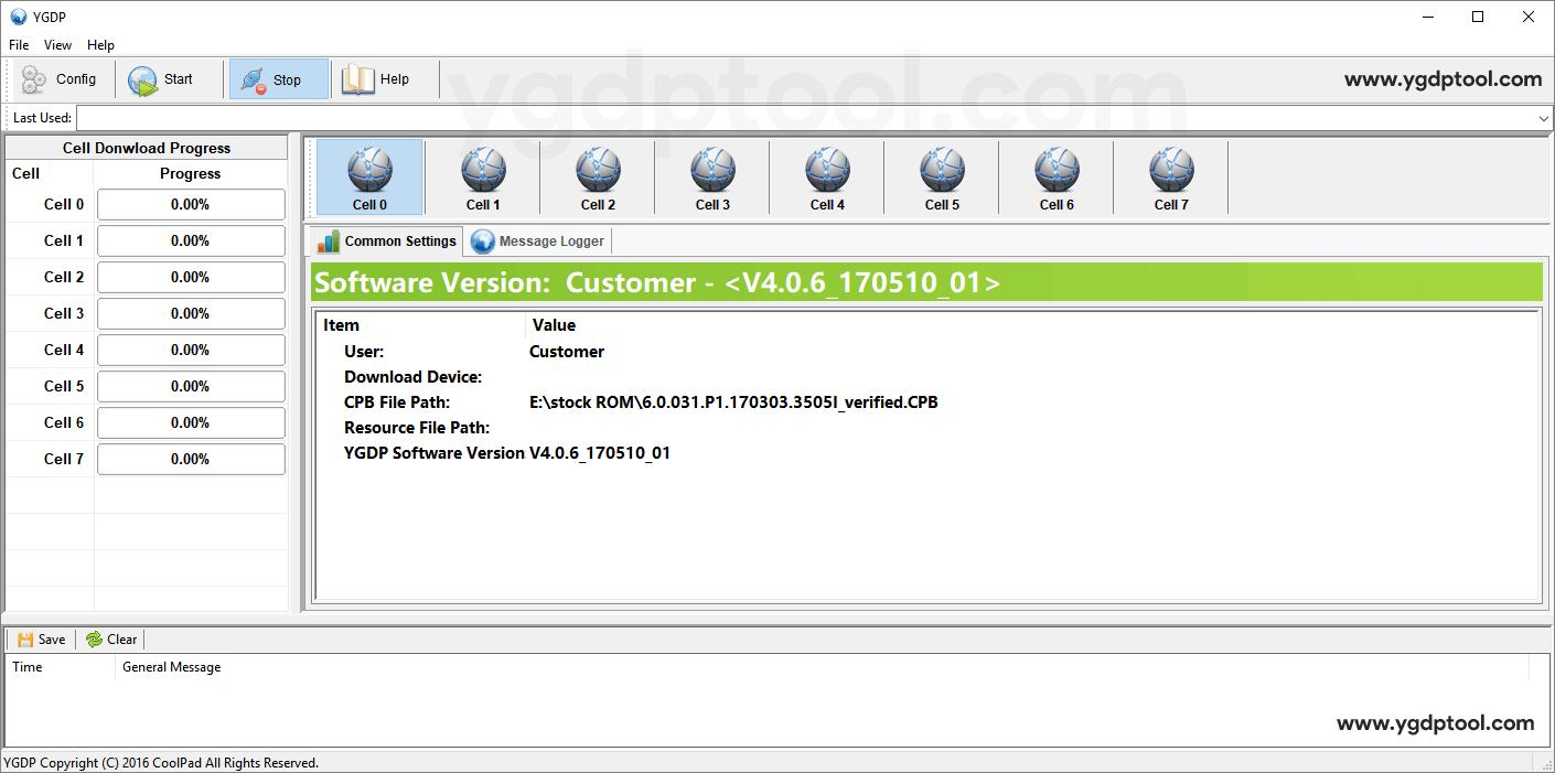 Download YGDP Tool V4 0 6 - Official Website